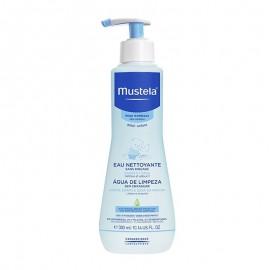 Mustela Fluido Detergente Senza Risciacquo, flacone 300 ml con dispenser