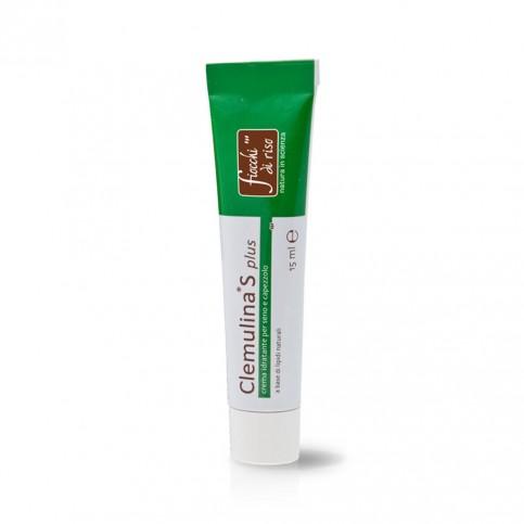 Fiocchi di Riso crema allattamento Clemulina S Plus 15 ml