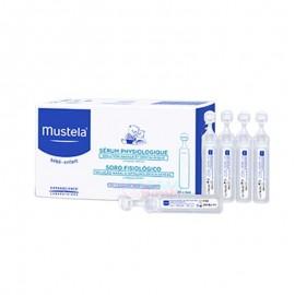 Mustela Soluzione Fisiologica in 20 fiale monodose da 5 ml