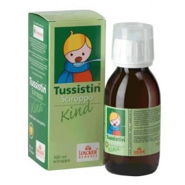 Tussistin Sciroppo Kind, flacone da 100ml