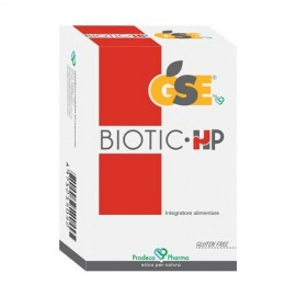 GSE BIOTIC HP, 40 Compresse