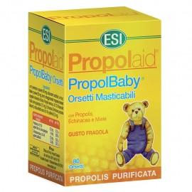 ESI PropolBaby Orsi, confezione da 80 tavolette