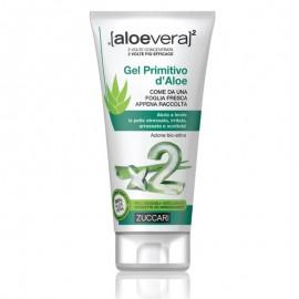 Zuccari Aloevera2 Gel Primitivo d'Aloe,  tubo maxi-formato limited edition da 250ml