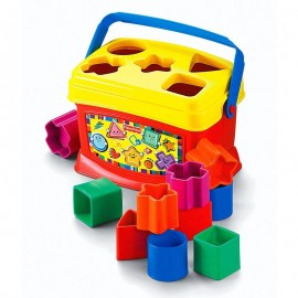 Fisher Price Nuovi Blocchi Assortiti