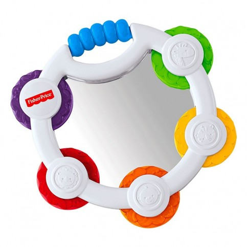 Fisher Price Tamburello a Sonagli