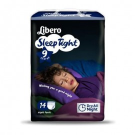 Libero Night Comfort M - 20-37 kg - 15 pz