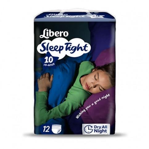 Libero Night Comfort L - 35-60 kg - 12 pannolini notte a mutanda