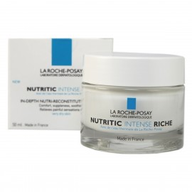 La Roche Posay Nutritic Intense Riche, Vasetto da 50ml