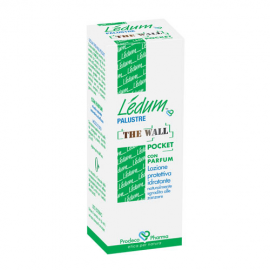 Ledum The Wall Pocket, Flacone da 50ml con ecospray