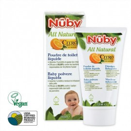 Nuby Citroganix baby polvere liquida - 125ml