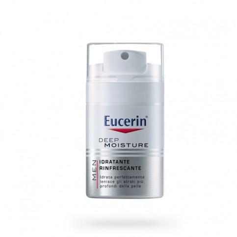 Eucerin MEN Deep Moisture Idratante e Rinfrescante