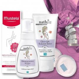 Idea Regalo Neo Mamma Mustela e Nathia
