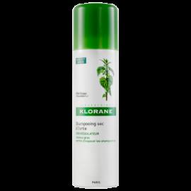 Klorane Shampoo Secco Seboregolatore All'Ortica, Spray 150ml