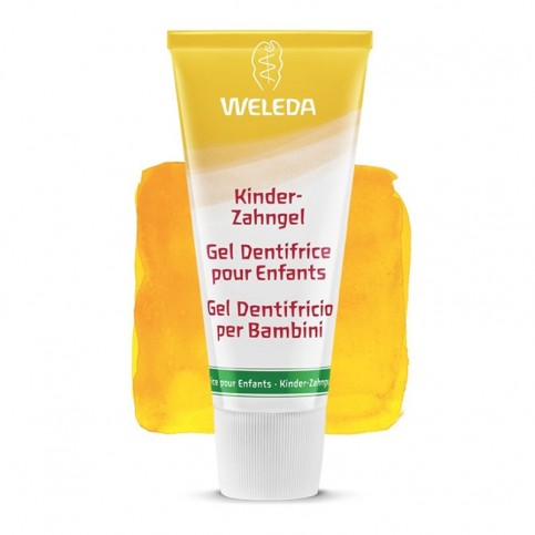 Weleda Gel Dentifricio per Bambini, 50ml