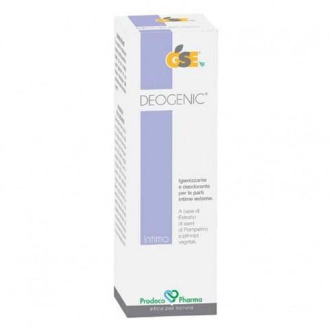 GSE Intimo Deogenic, flacone da 50 ml con nebulizzatore ecospray