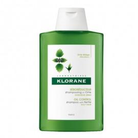 Klorane Shampoo all'Ortica, flacone da 200ml