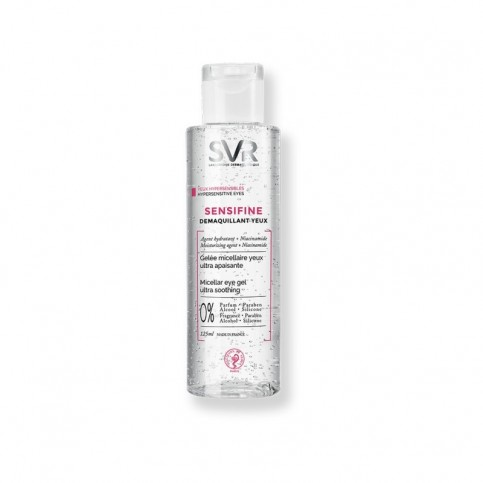 SVR Sensifine Demaquillant  Yeux 125 ml