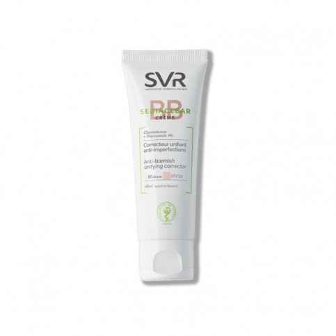 SVR Sebiaclear BB Medium SPF20 40 ml