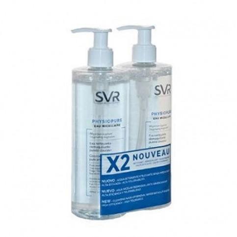 SVR Physiopure Acqua Micellaire x2 promo