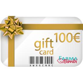Gift Card Oro con buono acquisto da 100€