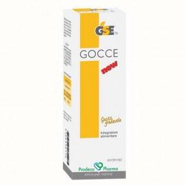 Gse Gocce New flacone da 30 ml con contagocce