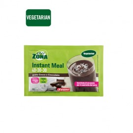 Enerzona Instant Meal 40-30-30 Cocco e Cioccolato, 53gr