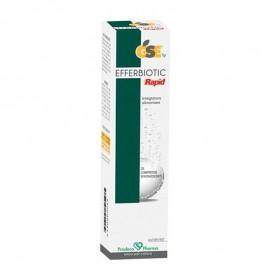 GSE Efferbiotic Rapid 20 compresse effervescenti