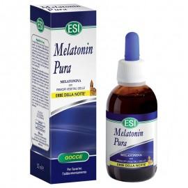 Melatonin Pura gocce con Erbe della Notte, flacone da 50ml