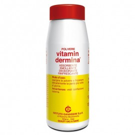 Vitamindermina Polvere, Flacone da 100 gr.