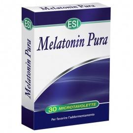 Melatonin Pura micro tavolette, confezione da 30 microtavolette