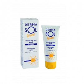 Dermasol Bimbi  Crema solare Bebè, tubo da 75ml