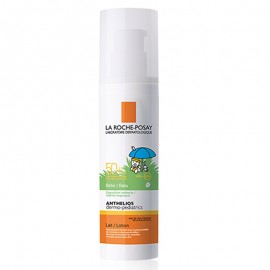 Anthelios Dermo-Pediatrics Spf 50+ Latte Bebé, Flacone 50 ml