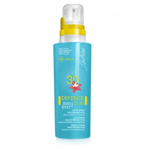 Defence Sun Baby&Kid - Latte Spray 30, Flacone 125 ml