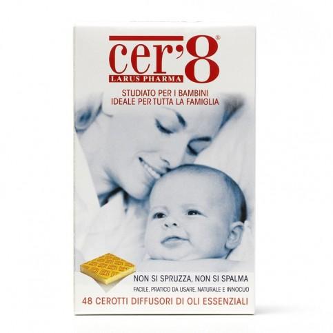 Cer'8 Family, 48 cerotti diffusori di oli essenziali