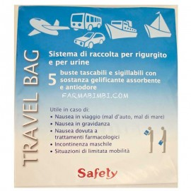 Travel bag, Safety