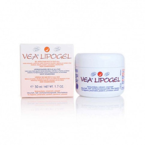 Vea Lipogel, Vaso 50 ml