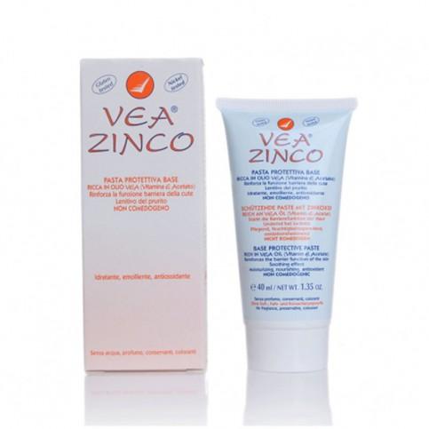 Vea Zinco, 40 ml - Crema a base di vitamina E e ossido di Zinco