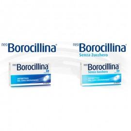 NeoBorocillina Pastiglie Classiche, 20 pastiglie da sciogliere in bocca