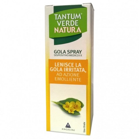 Tantum Verde Natura Spray, flacone spray 15 ml