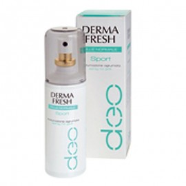 Dermafresh Pelle Normale Sport, spray no gas 100ml