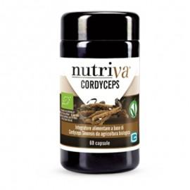 Nutriva Cordyceps, barattolo da 60 compresse