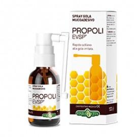 Erba Vita Propoli Evsp - Spray Gola Mucoadesivo, flacone da 20ml