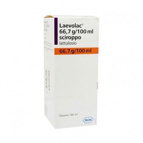 Laevolac 66,7g/100ml sciroppo, flacone da 180 ml