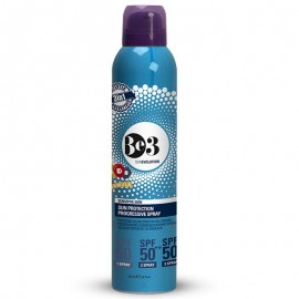 Be3 Sun Evolution Pelli Sensibili Kids Formula SPF 50-80-100, flacone Spray da 175 ml