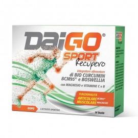 Daigo Sport Recupero, confezione da 14 buste
