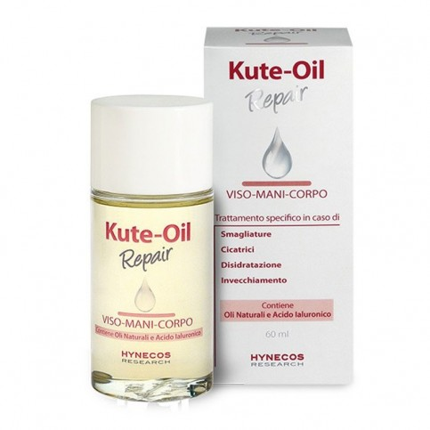 Kute-Oil Repair, flacone da 60 ml
