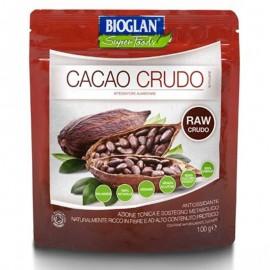 Bioglan Superfoods Cacao Crudo polvere, Busta da 100g
