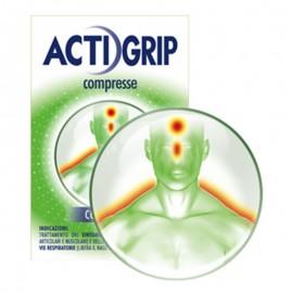 Actigrip Compresse, confezione da 12 compresse