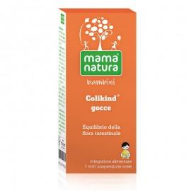 Colikind Gocce Mama Natura, 7 ml - Fermenti lattici per neonati Coliche