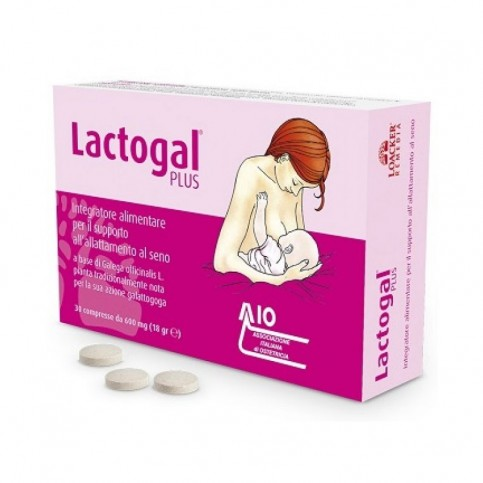 Lactogal Plus, 30 compresse